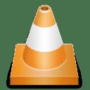 Vlc cone square icon