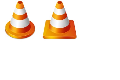 VLC Loveable Cone Icons
