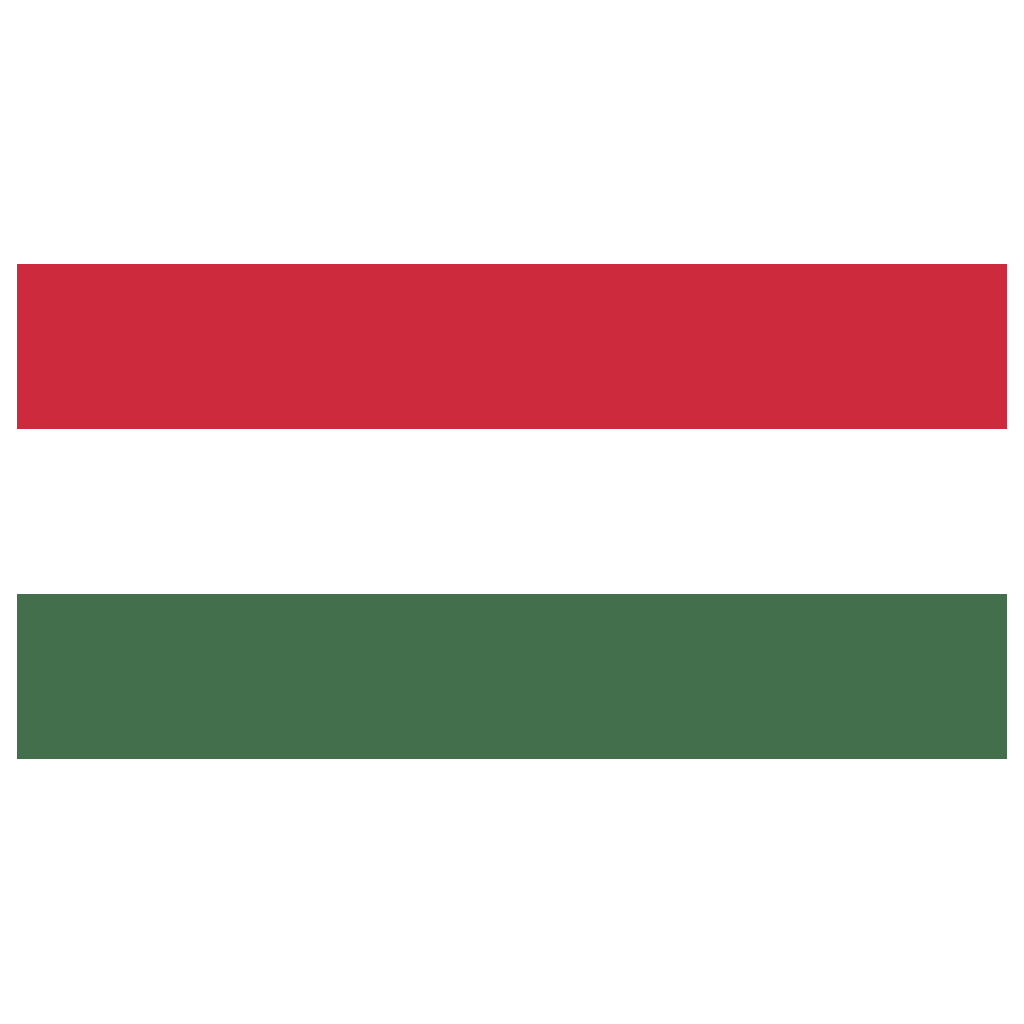 HU Hungary Flag Icon | Public Domain World Flags Iconset | Wikipedia