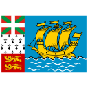 PM Saint Pierre and Miquelon Flag icon