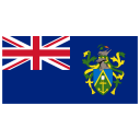 PN Pitcairn Islands Flag icon