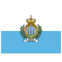 SM San Marino Flag icon