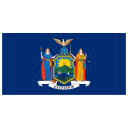 US NY New York Flag icon
