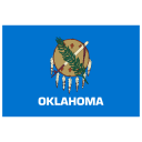 US OK Oklahoma Flag icon