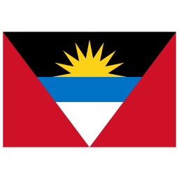 AG Antigua and Barbuda Flag icon