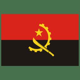 AO Angola Flag icon