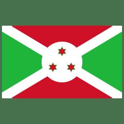 BI Burundi Flag icon