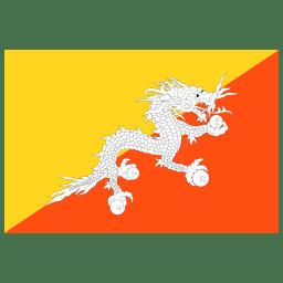 BT Bhutan Flag icon