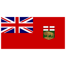 CA MB Manitoba Flag icon