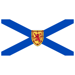 CA NS Nova Scotia Flag icon