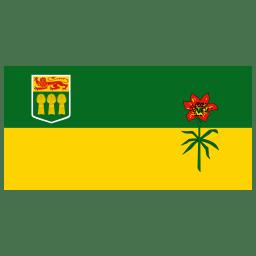 CA SK Saskatchewan Flag icon