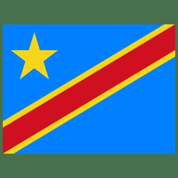 CD Congo Kinshasa Flag icon