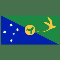 CX Christmas Island Flag icon