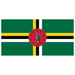 DM Dominica Flag icon