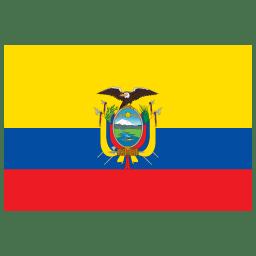 EC Ecuador Flag icon