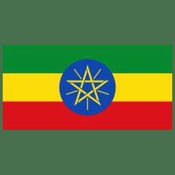 ET Ethiopia Flag icon