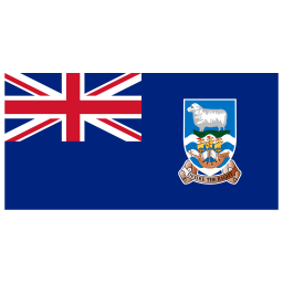 FK Falkland Islands Flag icon