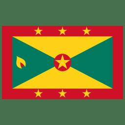 GD Grenada Flag icon