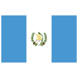 GT Guatemala Flag icon