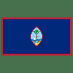 GU Guam Flag icon