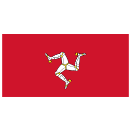 IM Isle of Man Flag icon