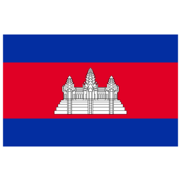 KH Cambodia Flag icon