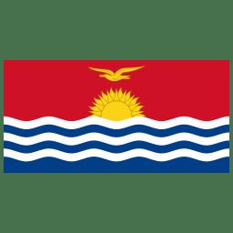 KI Kiribati Flag icon