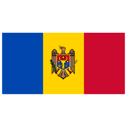 MD Moldova Flag icon