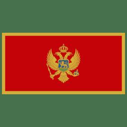 ME Montenegro Flag icon