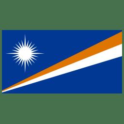 MH Marshall Islands Flag icon