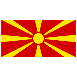 MK Macedonia Flag icon