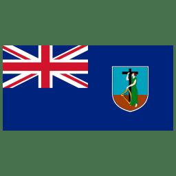 MS Montserrat Flag icon