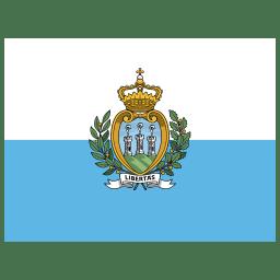 SM San Marino Flag icon