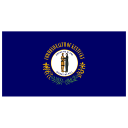 US KY Kentucky Flag icon