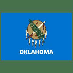 US OK Oklahoma Flag icon