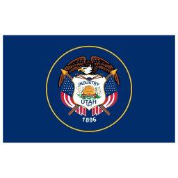 US UT Utah Flag icon