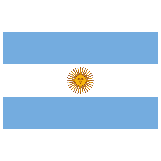 AR Argentina Flag icon