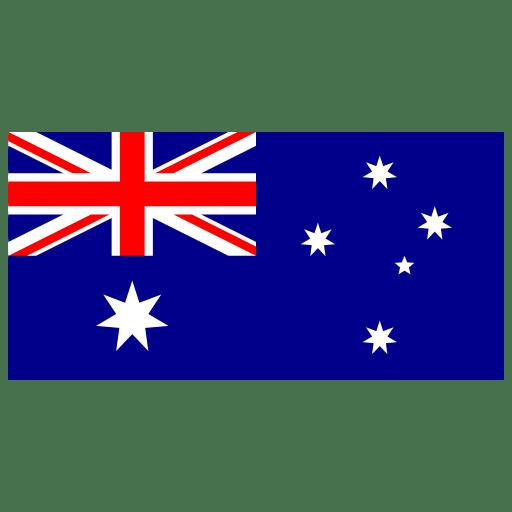 AU-Australia-Flag icon