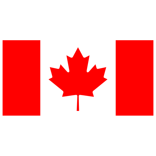 CA-Canada-Flag icon