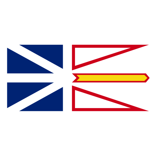 CA-NL-Newfoundland-and-Labrador-Flag icon
