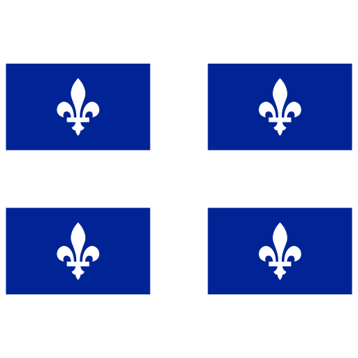 CA-QC-Quebec-Flag icon
