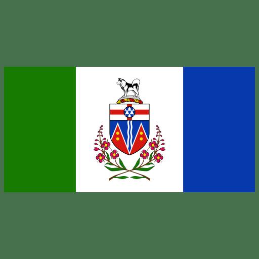 CA-YT-Yukon-Territory-Flag icon
