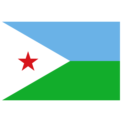 DJ Djibouti Flag icon