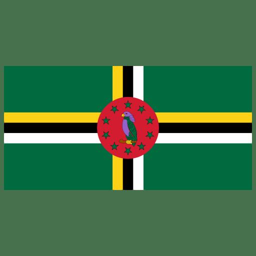 DM-Dominica-Flag icon