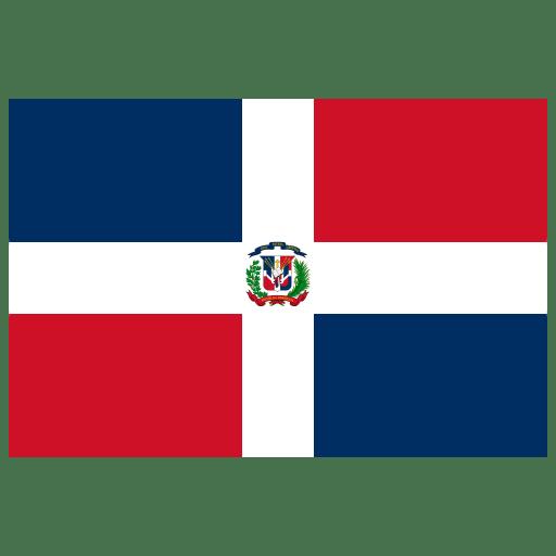 DO-Dominican-Republic-Flag icon