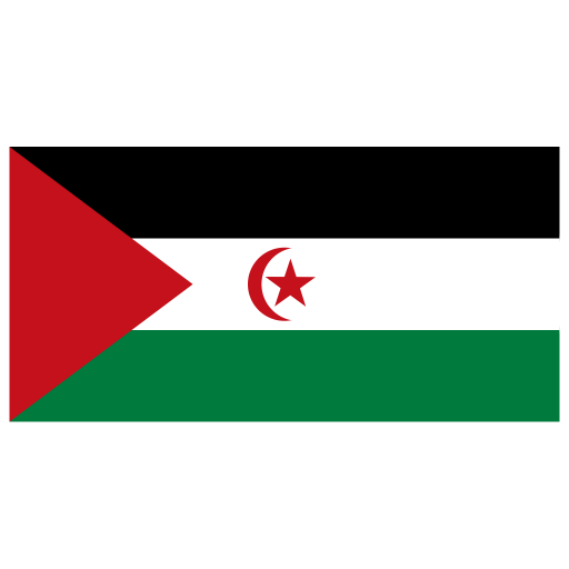 EH-Western-Sahara-Flag icon