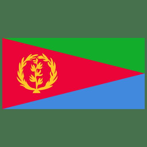 ER-Eritrea-Flag icon
