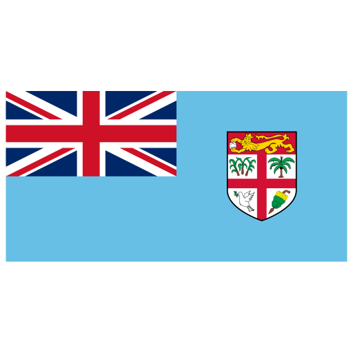 FJ Fiji Flag icon