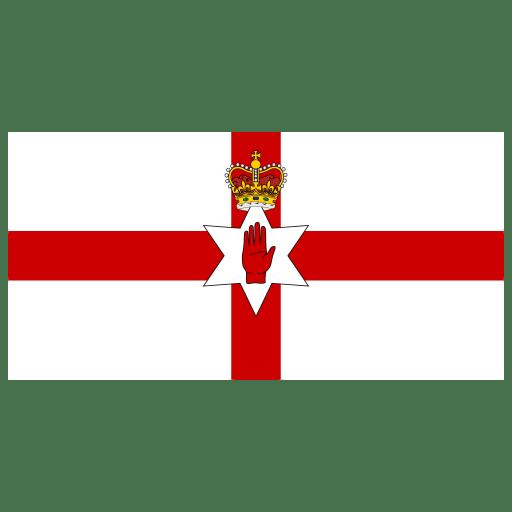 GB-NIR-Northern-Ireland-Flag icon