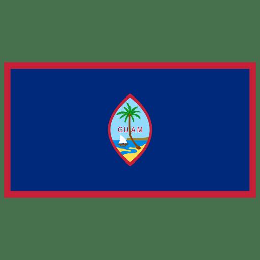 GU-Guam-Flag icon